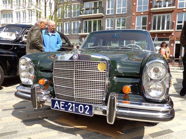 Oldtimerdag Leeuwarden 29 juni 2013 - DSC00628