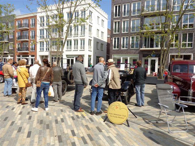 Oldtimerdag Leeuwarden 29 juni 2013 - DSC00630