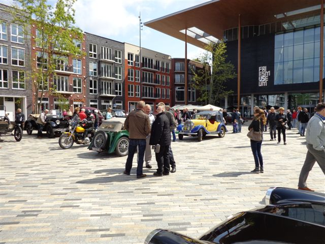 Oldtimerdag Leeuwarden 29 juni 2013 - DSC00633