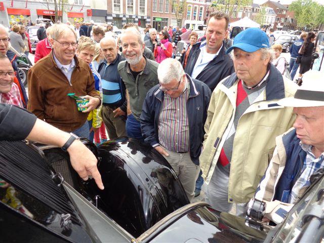 Oldtimerdag Leeuwarden 29 juni 2013 - DSC00645