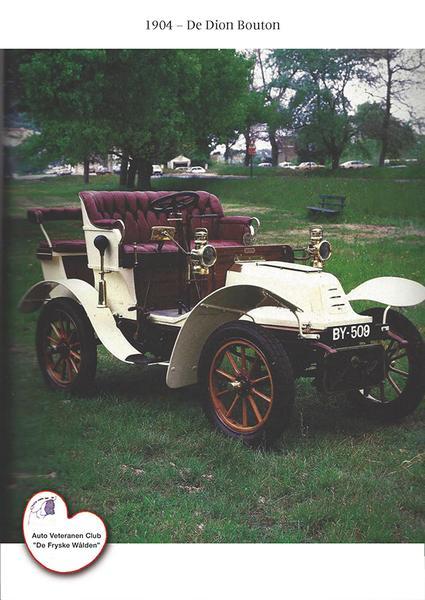 1904 - De Dion Bouton