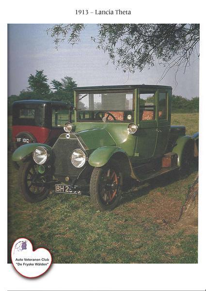 1913 - Lancia Theta