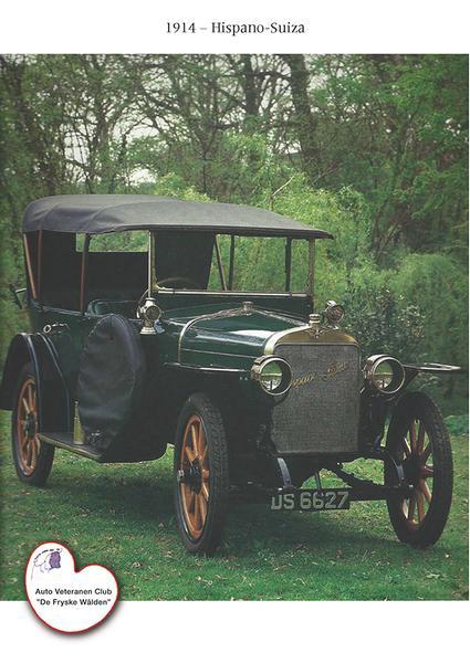 1914 - Hispano-Suiza