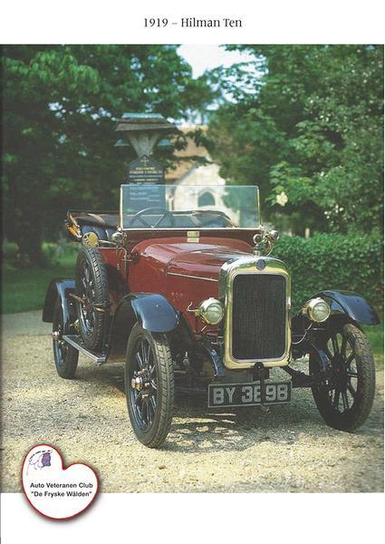 1919 - Hilman Ten