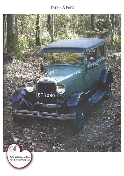 1927 - A Ford