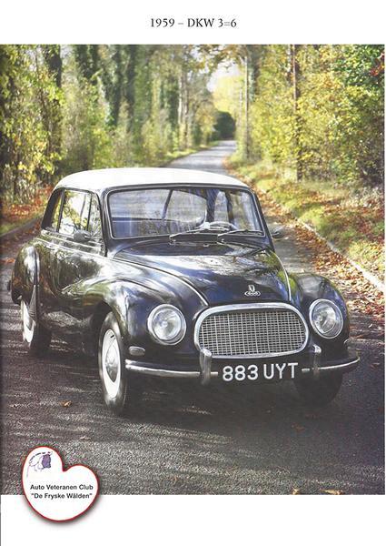 1959 - DKW 3=6