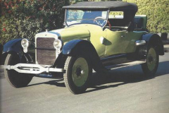 1922 - Wills Sainte Claire