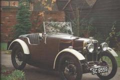 1930 - MG M-type Midget