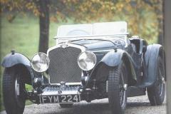 1934 - Triumph Dolomite DMH1