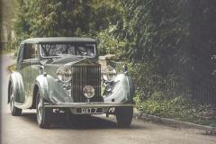 1936 - Rolls-Royce Phantom III